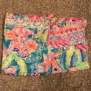 Lilly Pulizter Scarf